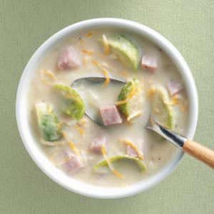 Winter Chowder Recipe
