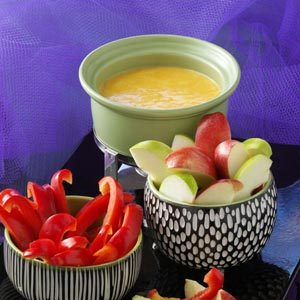 Cider Cheese Fondue Recipe