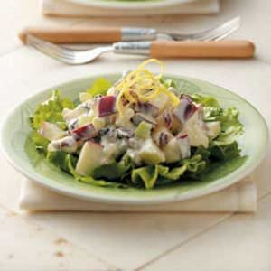 Raisin Waldorf Salad Recipe