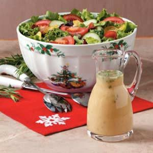 Tarragon Vinaigrette Recipe