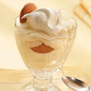 Banana Pudding Parfaits Recipe