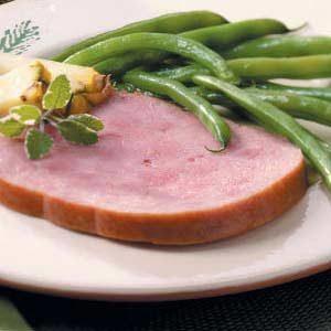Christmas Carol Ham Recipe