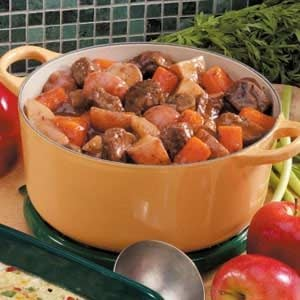 Winter Beef Stew Recipe