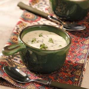 Wild Rice Chowder Recipe