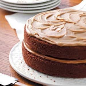Contest-Winning Chocolate Potato Cake