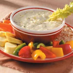 Hot Lemon Artichoke Dip Recipe