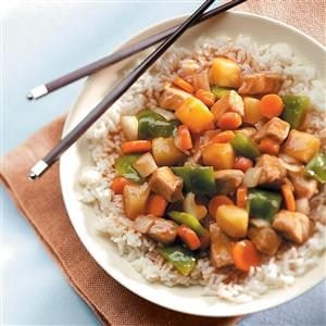 Homemade Sweet-and-Sour Pork Recipe