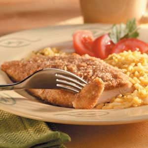 Country style chicken kiev recipe