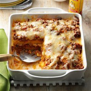 Ole Polenta Casserole Recipe photo by Taste of Home