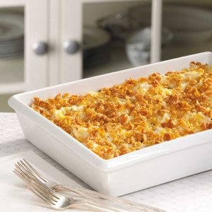 Shredded Potato Casserole Recipe
