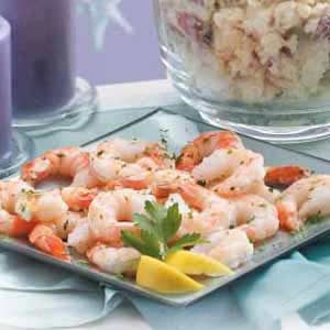 Stuffed Shrimp Recipe