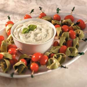 Tortellini Appetizer Recipe