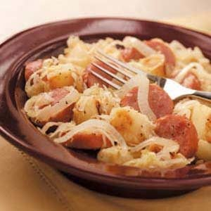 Sausage and Sauerkraut Recipe