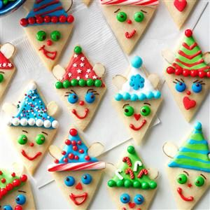 Elf Cookies Recipe