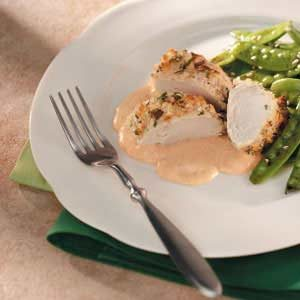 Horseradish-Crusted Turkey Tenderloins Recipe