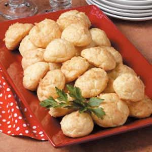 Crab Puffs Recipe
