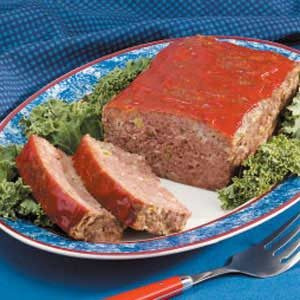 Down-Home Meat Loaf Recipe
