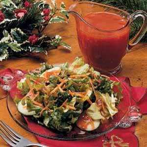 Favorite French Dressing Recipe