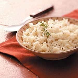 Light Rosemary Rice Recipe