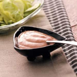 Salad Dressing with a Kick Recipe