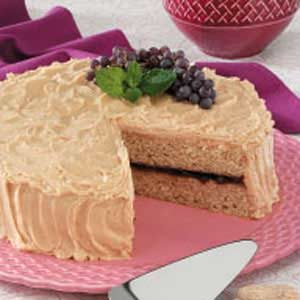 Peanut Butter  'N' Jelly Cake Recipe