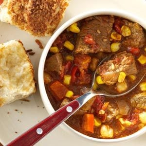 Hominy Beef Chili Recipe
