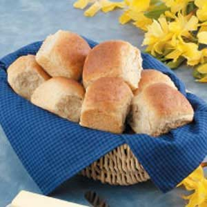 Oat Pan Rolls Recipe