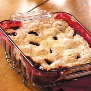 Best Blackbrry Cobbler
