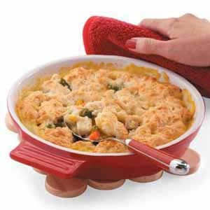 Classic Turkey Potpie Recipe
