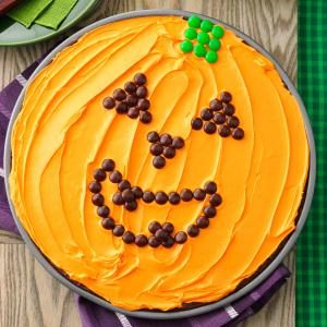 Great Pumpkin Brownie Recipe