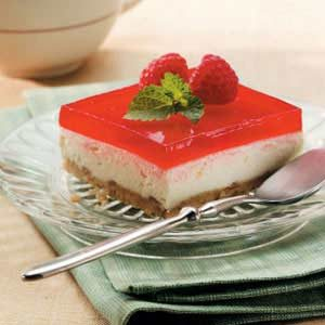 Raspberry Squares Recipe