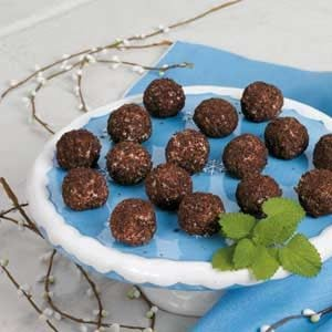 Cream Cheese Bonbons Recipe