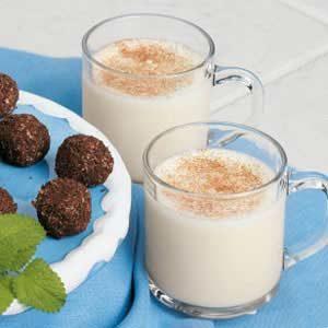Eggnog Shakes Recipe
