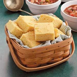 Country Corn Bread Recipe
