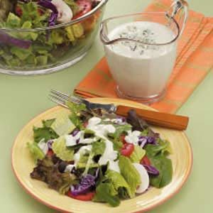 Chunky Blue Cheese Dressing Recipe