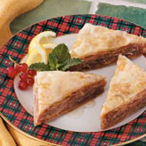 Miracle Baklava Recipe