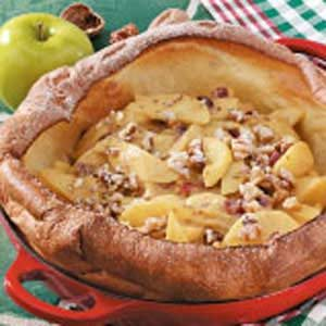 Popover Apple Pie Recipe