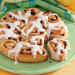 Cinnamon Buns Recipe