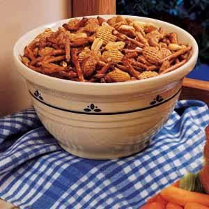 Favorite Snack Mix Recipe