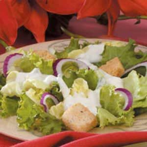 Low-Fat Blue Cheese Salad Dressing Recipe