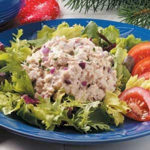 Herbed Tuna Salad
