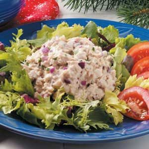Herbed Tuna Salad Recipe