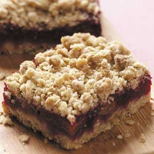 Cranberry Pecan Bars Recipe