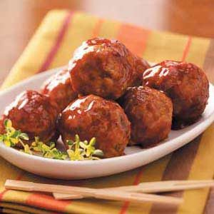 Tangy Turkey Meatballs Recipe