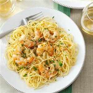 Inspired By: Olive Garden's Shrimp Scampi