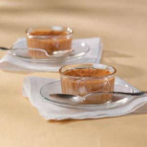Rich Pumpkin Custard Recipe