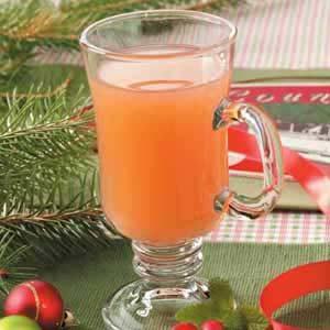 Citrus Cranberry Tea Recipe