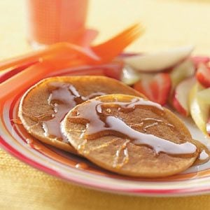 Multigrain Pancakes Recipe
