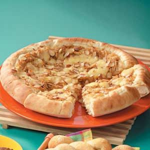 Onion Brie Pizza Recipe