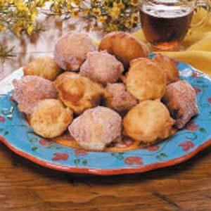 Portuguese Doughnuts Recipe